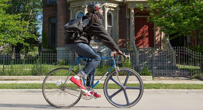 Apple lance un nouveau spot vidéo avec du vélo urbain
