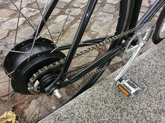 On a testé le vélo urbain Chappelli à vitesse variable !