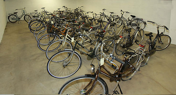 Monsieur Cycles, des vélos Hollandais d'occasion