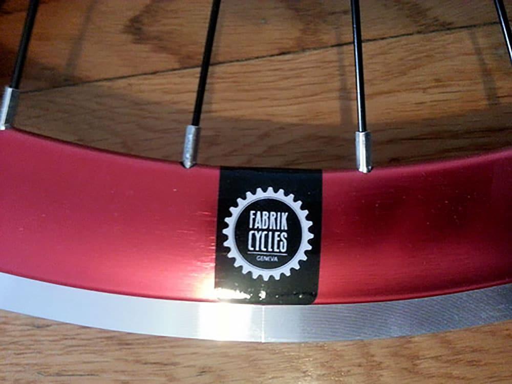 Les paires de roues de vélo  flip/flop de chez Fabrik Cycles