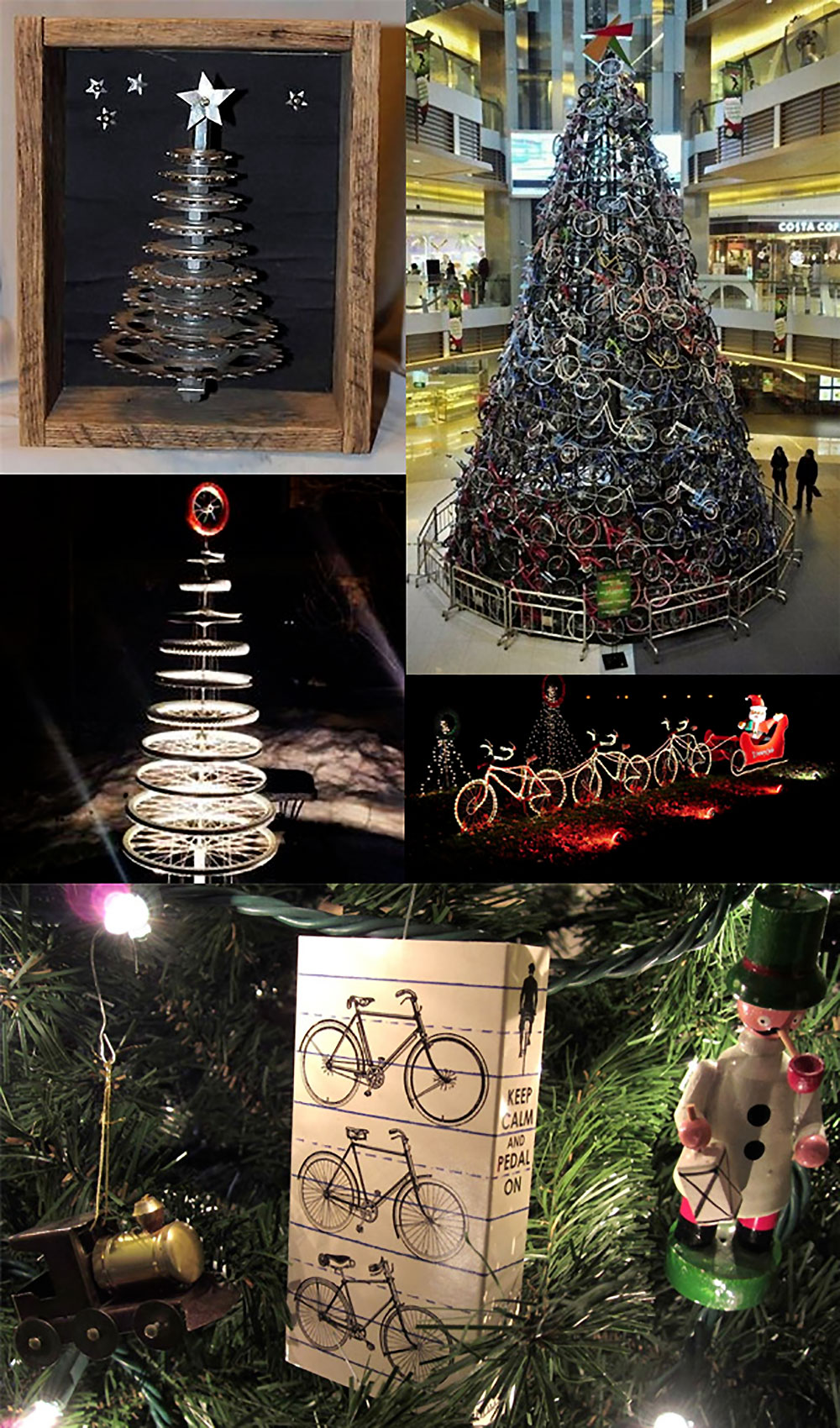 Fixie Singlespeed vous souhaite un joyeux Noël 2014