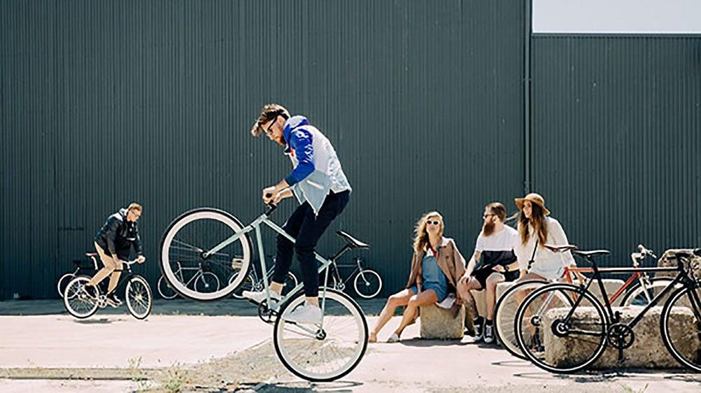 "Le ""look book"" 2015 des vélos urbains Chappelli Cycles"