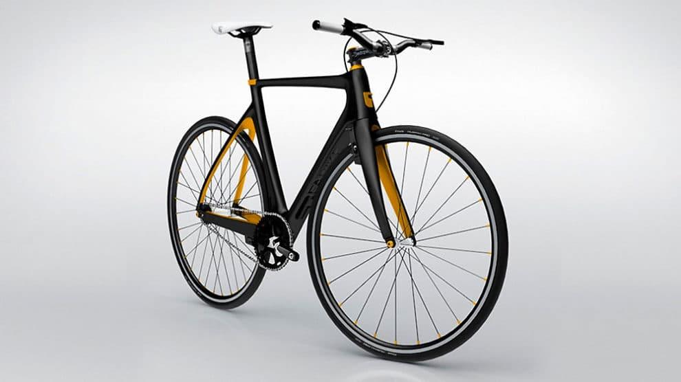Le tout nouveau cadre de vélo Fabike à entraxe modulable