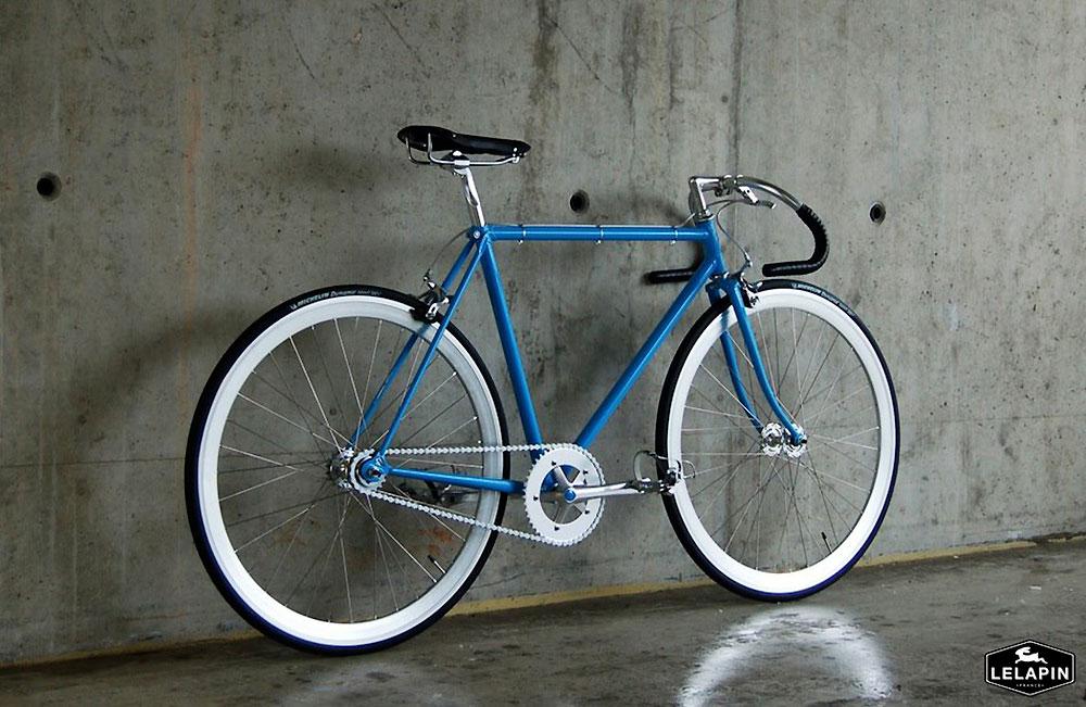 """Découvrez """"Joel"""", la dernière création vélo de Cycles Lelapin"""