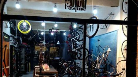 Respire, un magasin de vélos urbains à Toulouse
