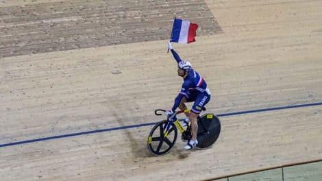 Championnats du Monde Piste UCI 2015 en France