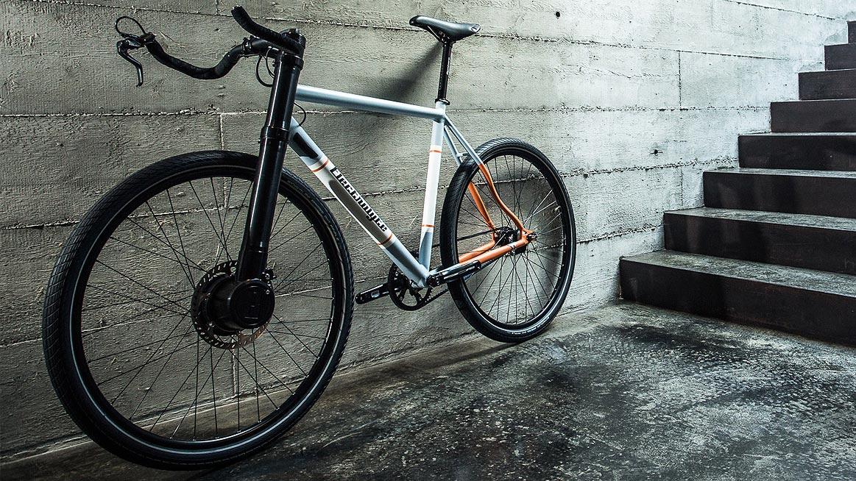L'Electrolyte « Strassenfeger », un drôle de croisement de vélos
