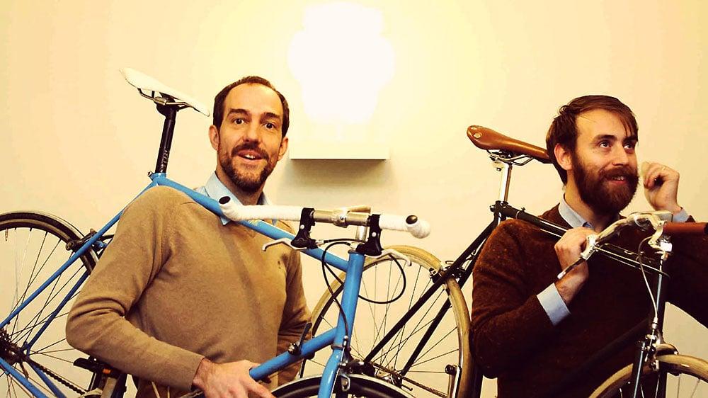 FlipCrown, l'accessoire vélo pratique pour ranger son vélo