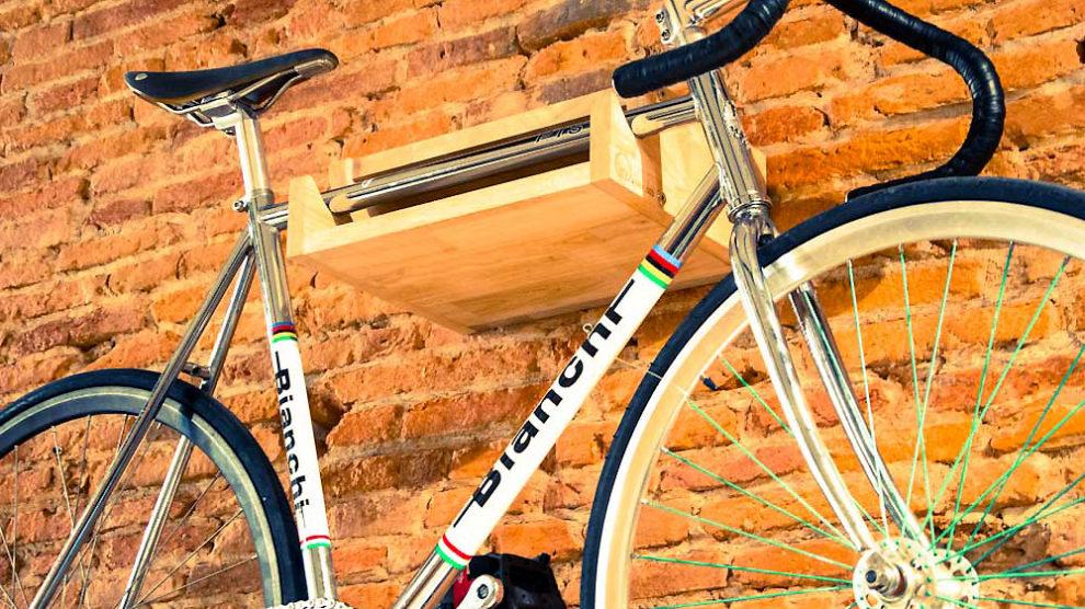 LEV Original, un objet pratique afin d'exposer vos vélos