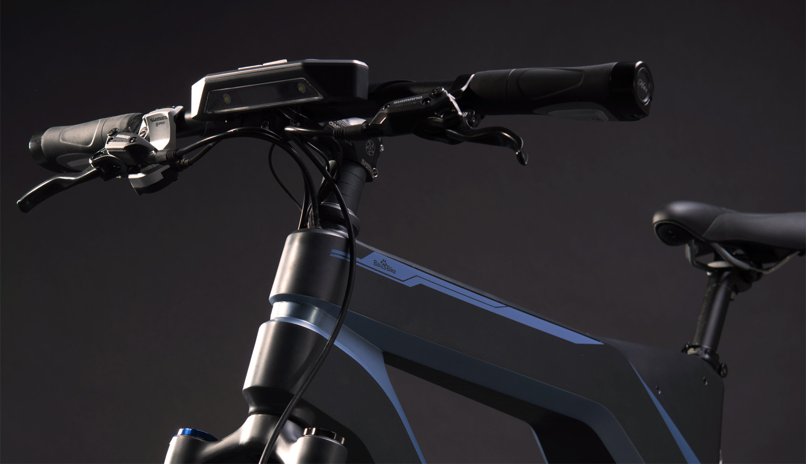 Smart Bike Project de Baidu, le vélo intelligent