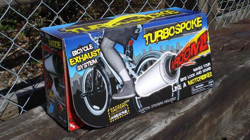 Retombez en enfance avec le drôle de Turbospoke