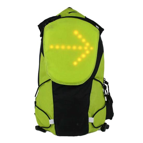 Mobilityurban nous présente son sac à dos clignotant