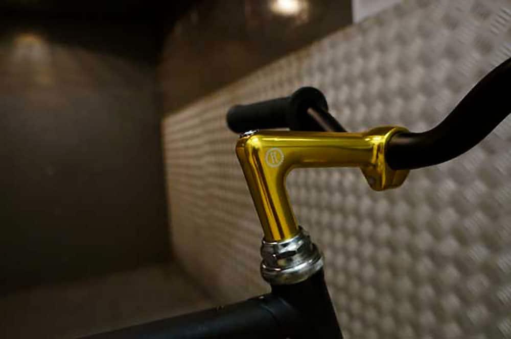 Les potences de vélo plongeur Fabrik Giraffe multiple couleurs