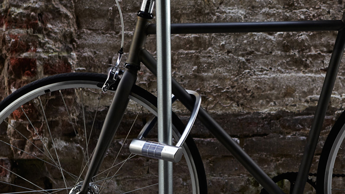 Skylock, l'antivol intelligent de votre vélo urbain