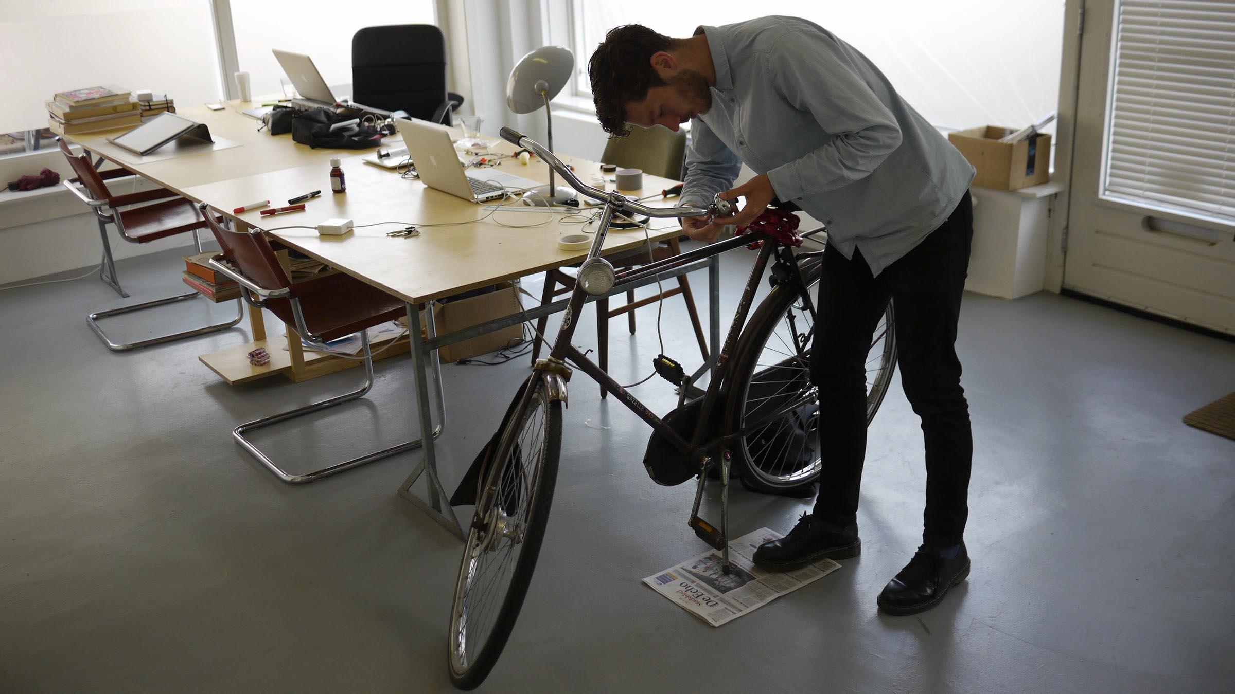 La sonnette GPS, ou sonnette de vélo connectée