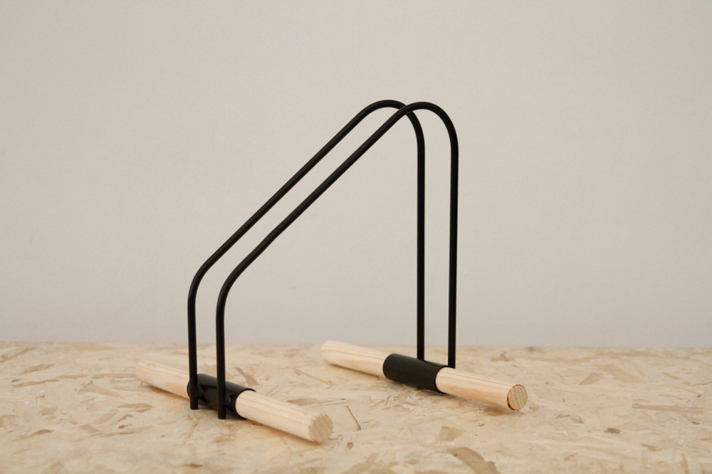 Les supports de vélos colorés Wao Bike Stand