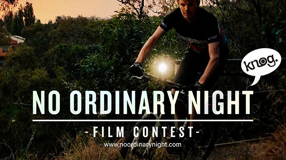 No ordinary night, le nouveau concours vidéo de Knog