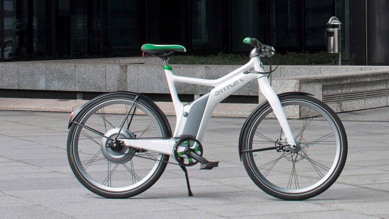 Le vélo électrique ebike de chez Smart