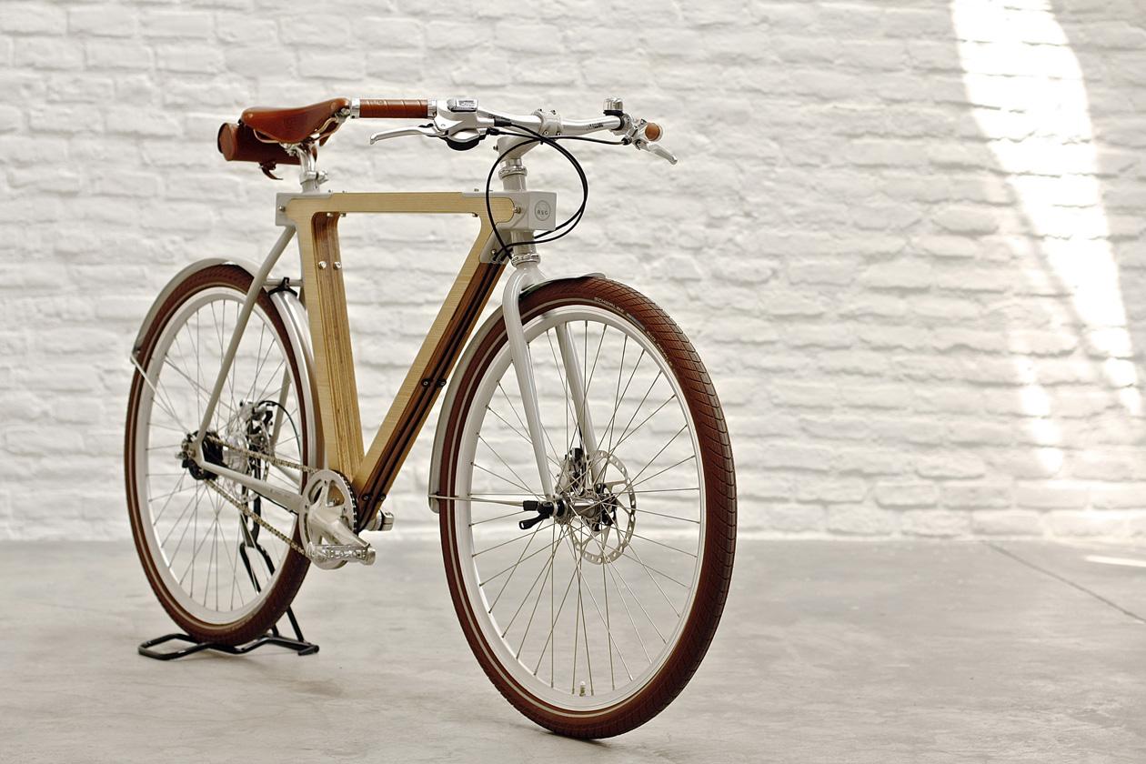 WOOD.B, les vélos de Thierry Boltz et Claude Saos