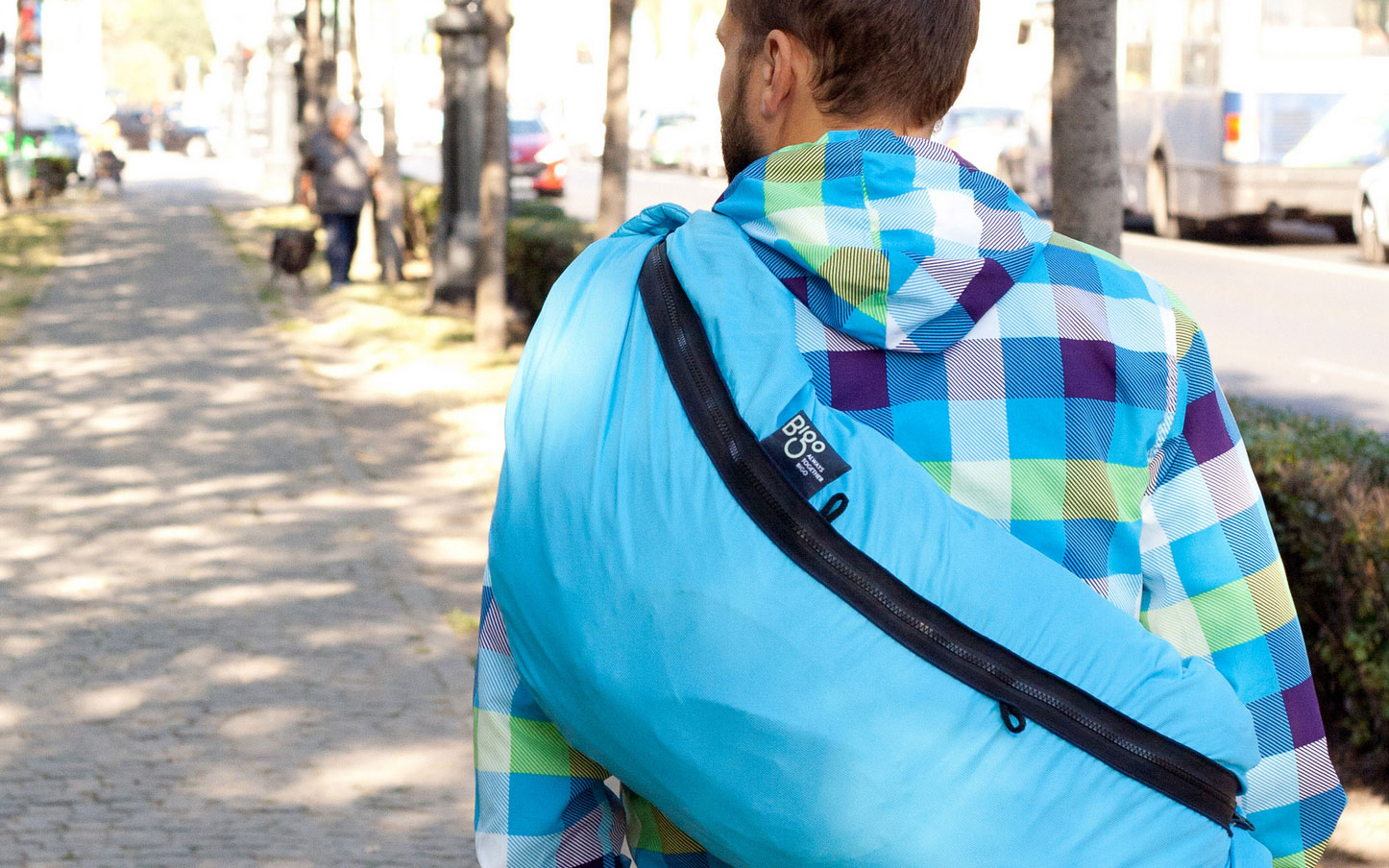 Bigo Bag Five, le sac de vélo urbain multifonction