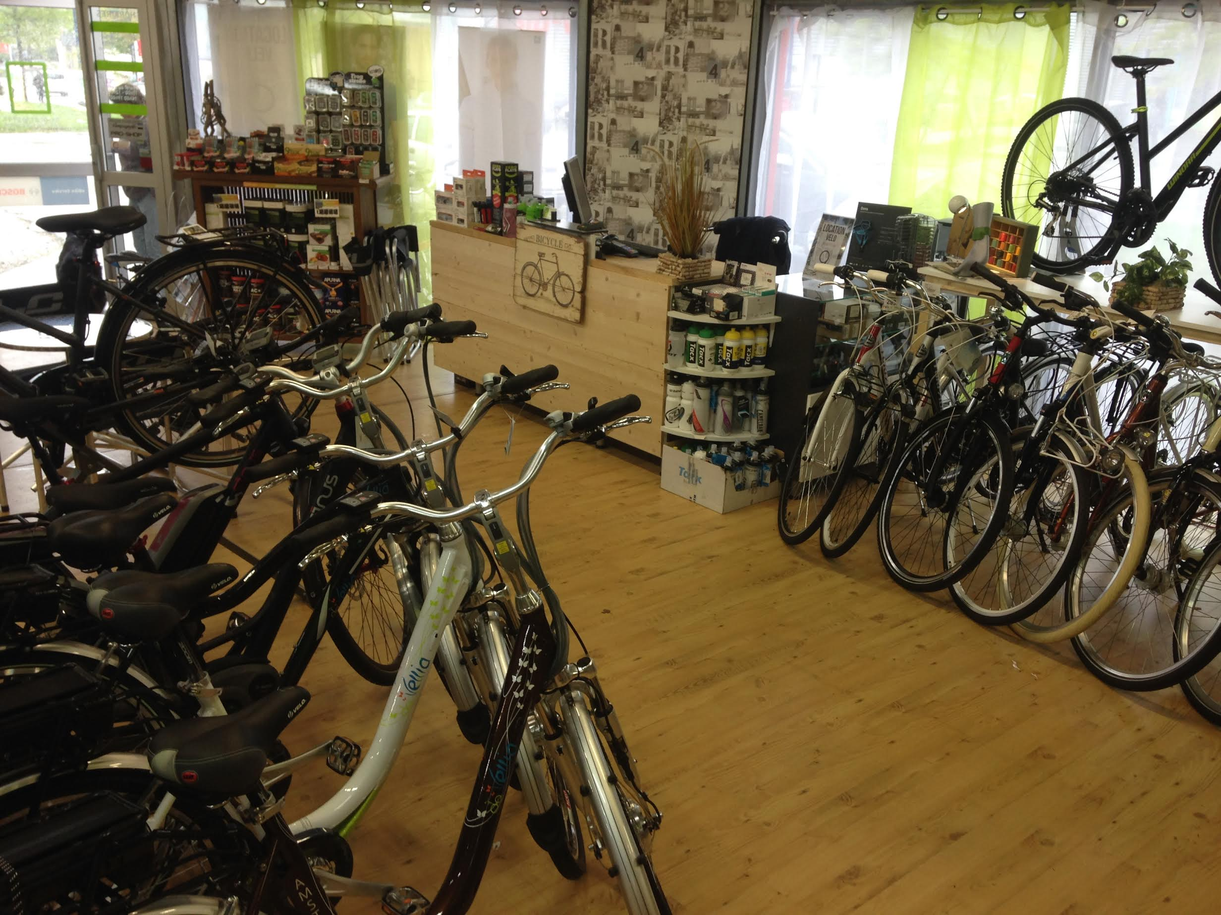 Cycle Sport d'Auray, magasin de vélo de loisir et urbain