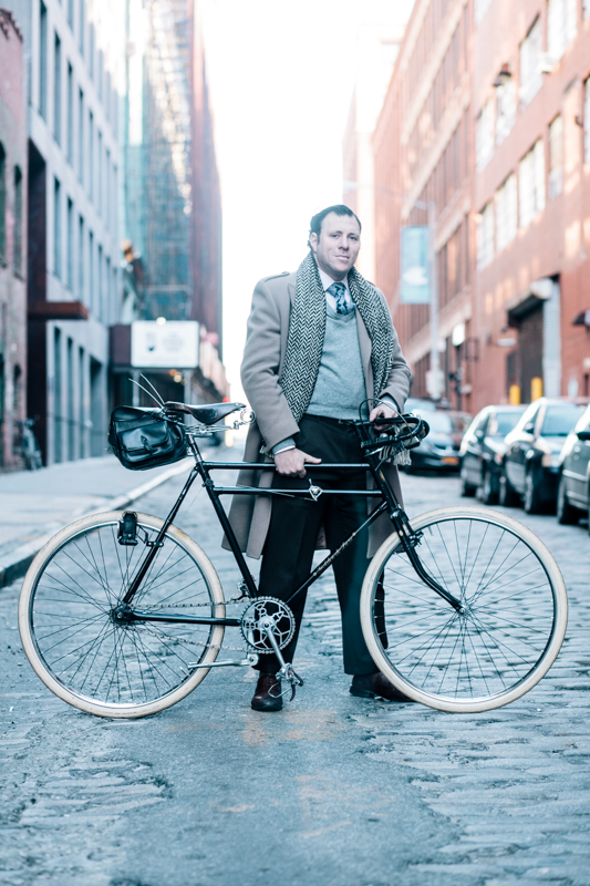 New York Bike Style par le photographe Sam Polcer