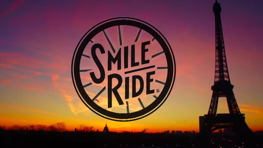 Evènement Smile Ride Paris 2015 le dimanche 28 juin