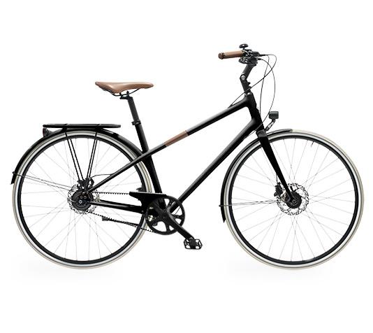 Les Flâneurs d'Hermès entre vélo urbain et danse