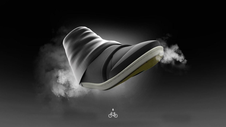 Urbanized, des chaussures pour cyclistes urbains