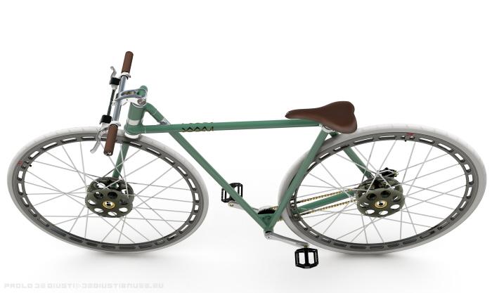 XXXVI DG Concept Bike, un vélo urbain pas comme les autres