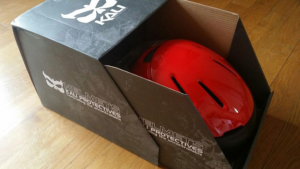 Le casque de vélo Kali City de Kali Protectives