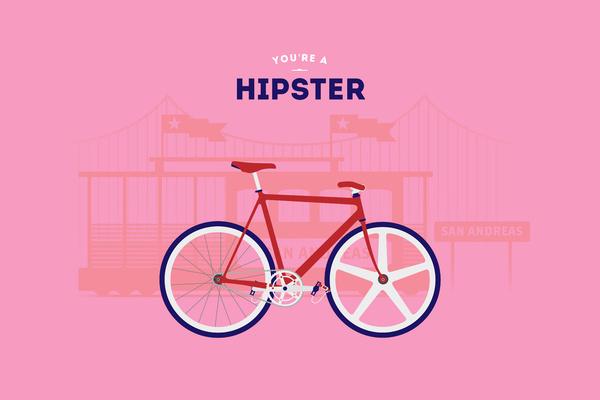 Cyclemon, dis moi quel vélo tu as, je te dirai qui tu es