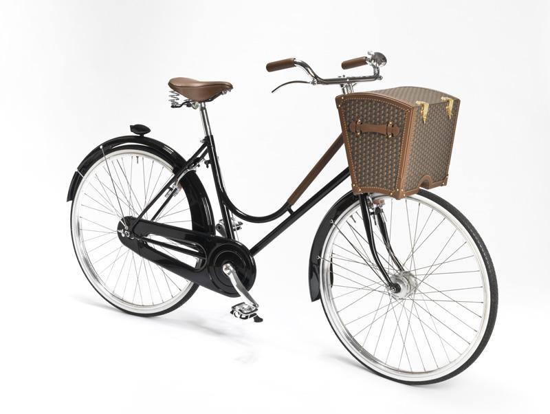 La Malle Bicyclette de Moynat, une tradition oubliée