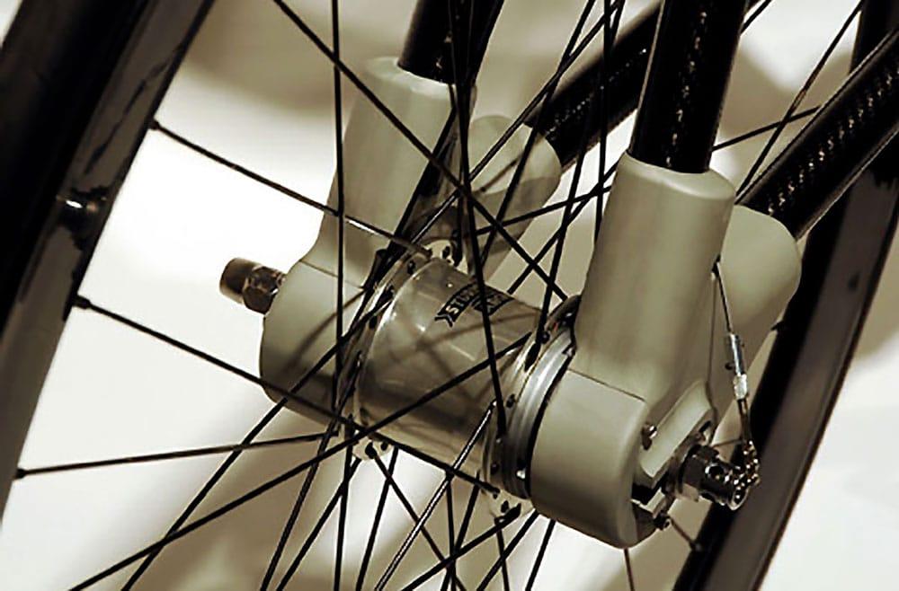 Alpha Bike Concept, le vélo fixie design ultra performant
