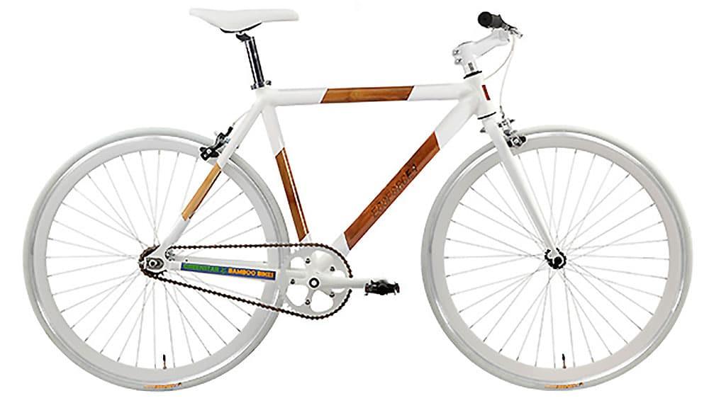 EcoForce 1 le vélo fixie singlespeed en bois de GreenStar Bikes