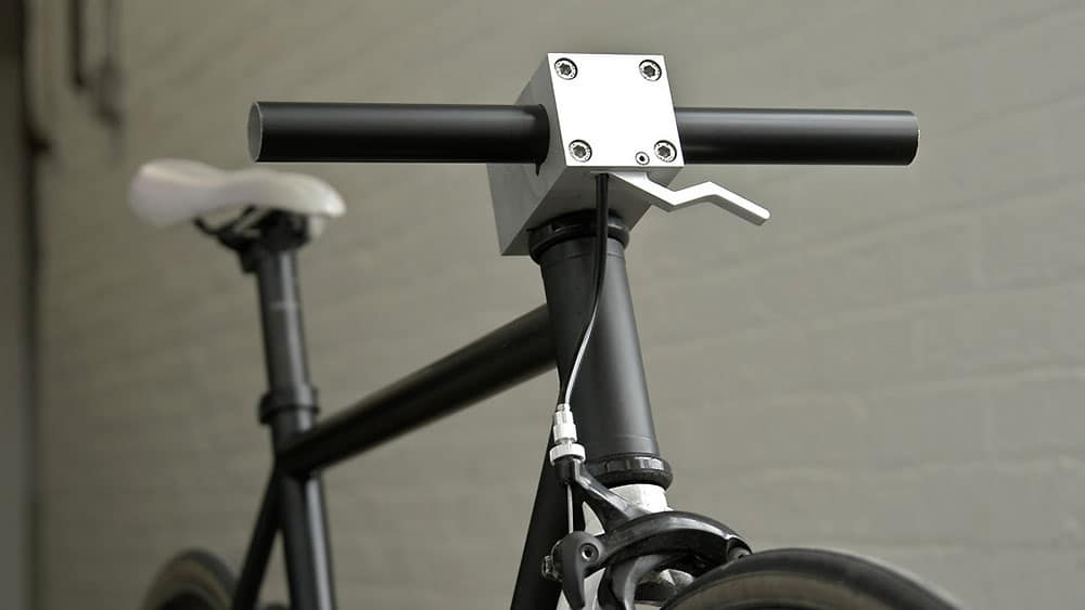Levier vélo V-brake Blockhead Stem IB-Integrated tout en un