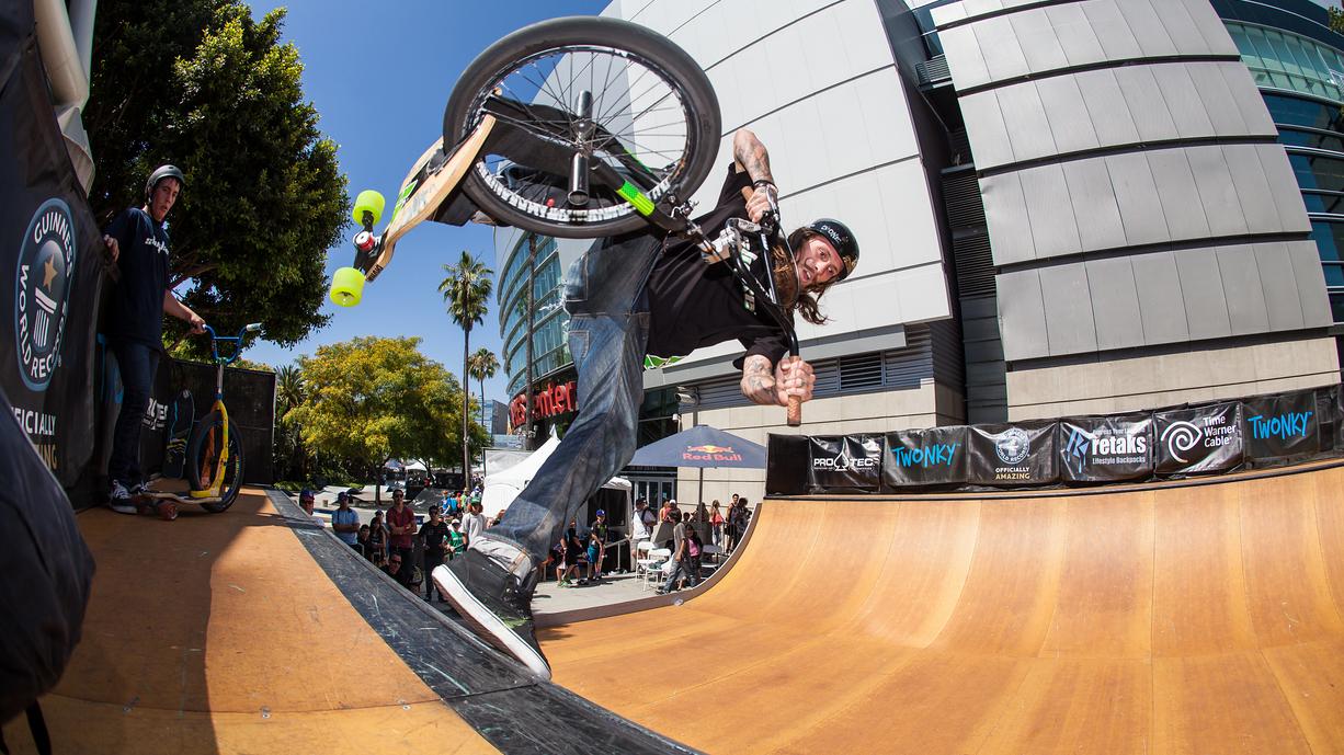 Sbyke, entre un skateboard et un vélo urbain !