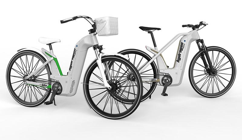 Alpha, le premier vélo électrique à hydrogène