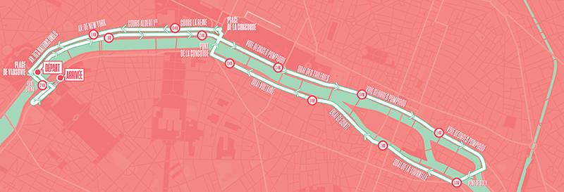 Paris Vélo Festival, le 25 octobre 2015