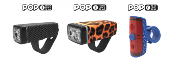 Trouvez votre éclairage de vélo Pop Knog
