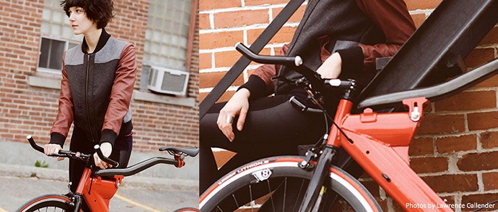 Hélios Bar, le guidon de vélo lumineux ultra connecté !