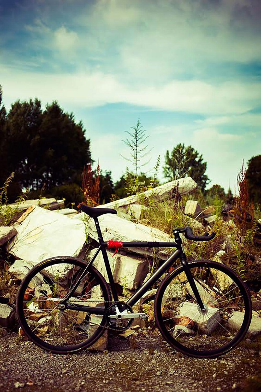 Pignon fixe du jour 8Bar Bikes Krzberg V3 black