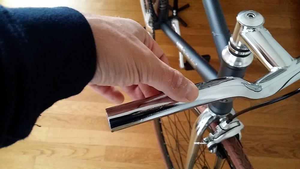 Comment installer les poignées de son vélo facilement