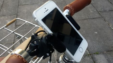Avantek support de téléphone pour vélo à rotation 360°