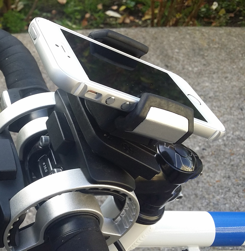Support pour smartphone Thule Pack 'n Pedal
