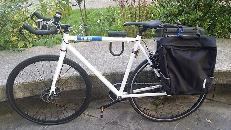 Les accessoires thule sweden pimp my bike v lo ville for Meuble porte bagage
