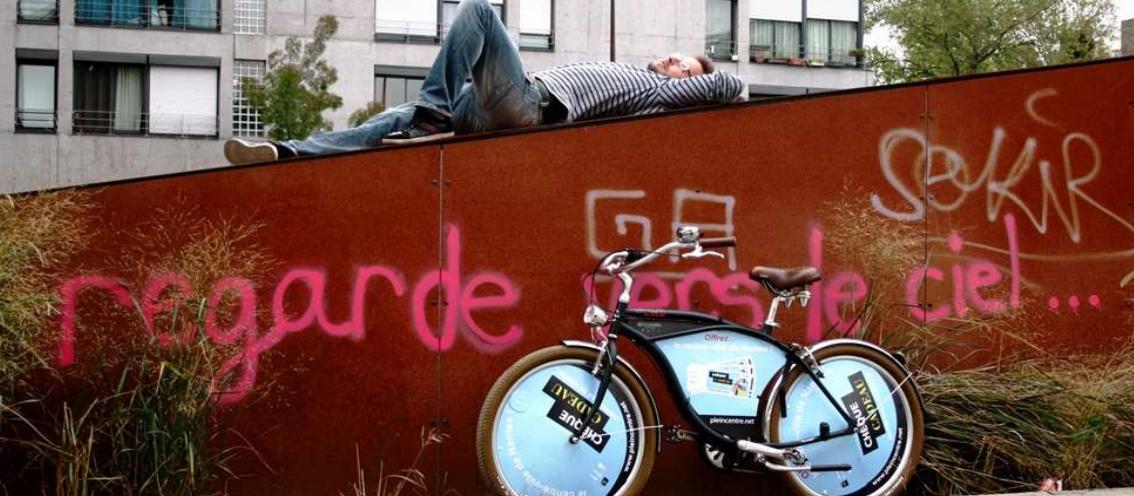 La start-up Écovélo offre des vélos aux étudiants