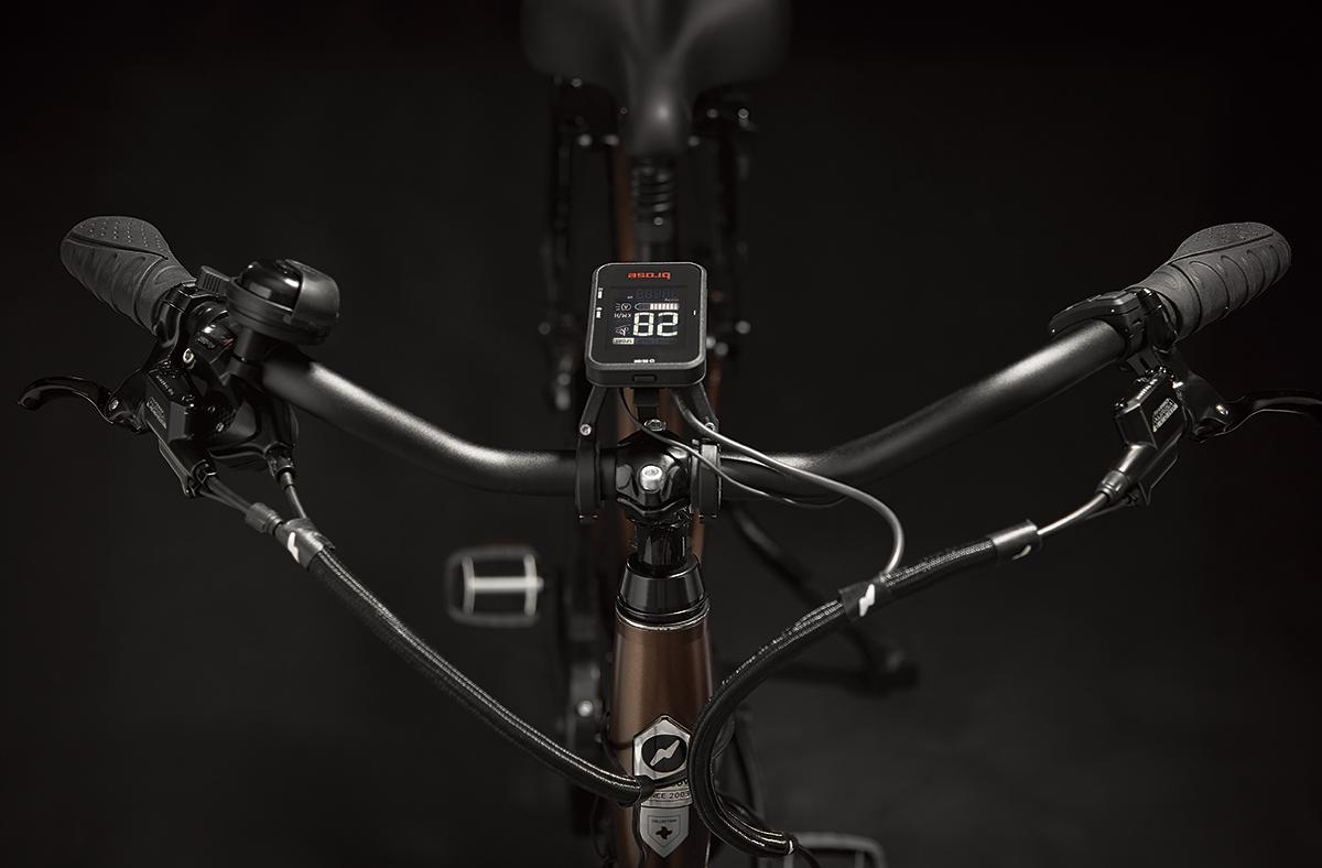 Néomouv lance le vélo électrique Iris Brose