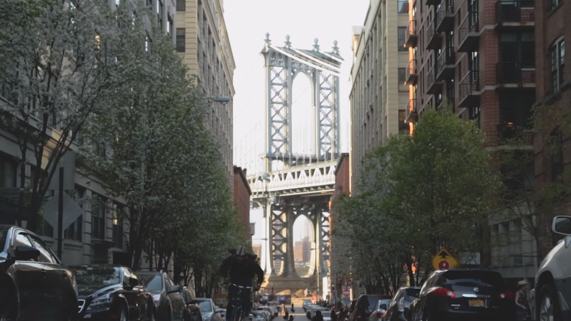 Vidéo NYC is Handsome de Jonathan Chapman