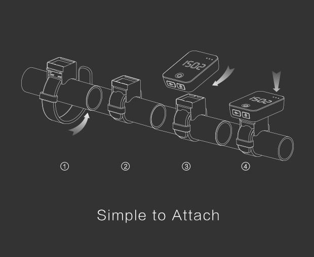 Camile, une camera et un GPS adapté aux cyclistes